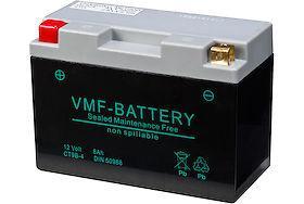 Baterias de  Moto YTX4LBS